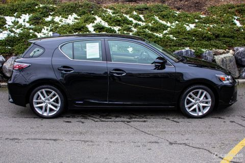L/Certified 2017 Lexus CT 200h