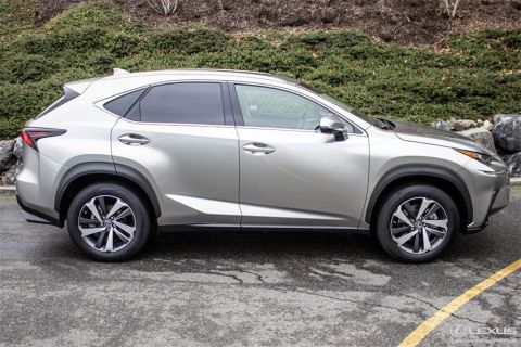Used 2019 Lexus NX 300 Base